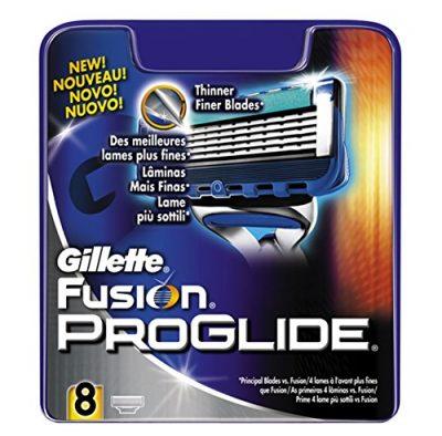 Pack de 8 recambios Gillette Fusion Proglide