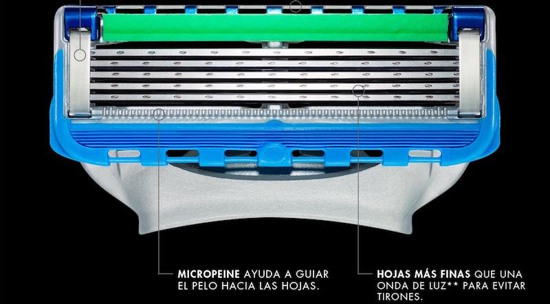 Recambio Gillette Fusion ProGlide Power